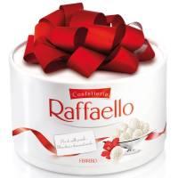 Круглая коробка конфет Рафаэлло R002